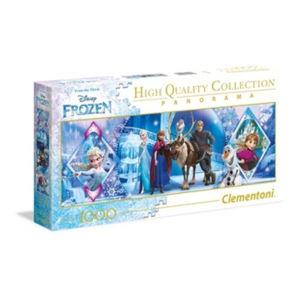 Panorama - La Reine des neiges (A2x1) Puzzle 1000 pièces