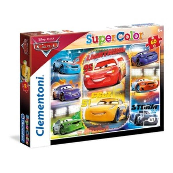 Cars 3 Puzzle 60 pièces
