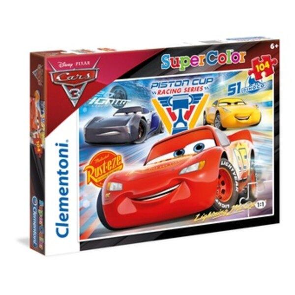 Cars 3 Puzzle 104 pièces