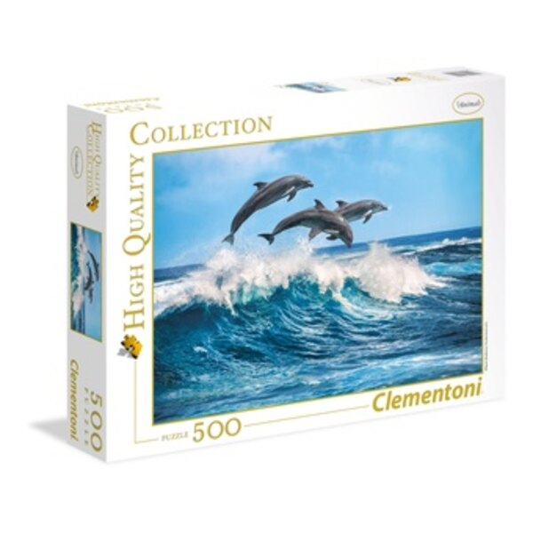 dauphins Puzzle