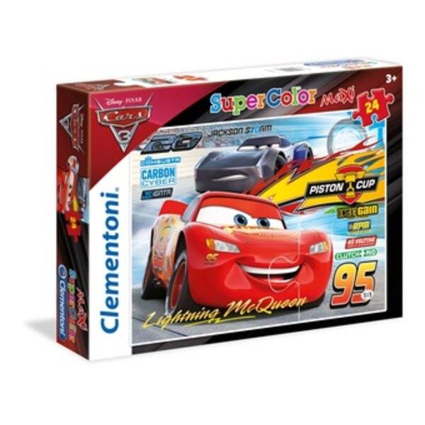 Cars 3 Puzzle 24 pièces