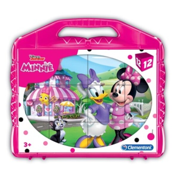Minnie Happy Helper Puzzle 12 pièces