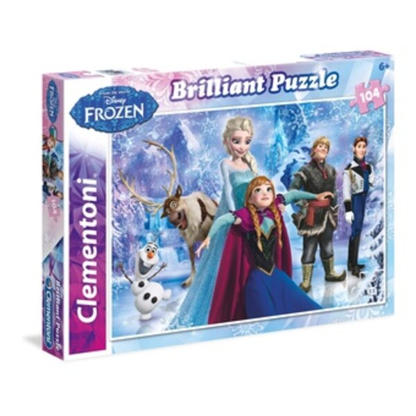 Brillant - La Reine des Neiges (Ax1) Puzzle
