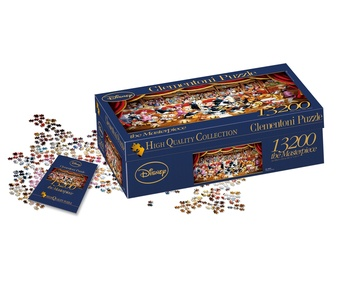 Puzzle - Orchestre Disney Puzzle --Clementoni