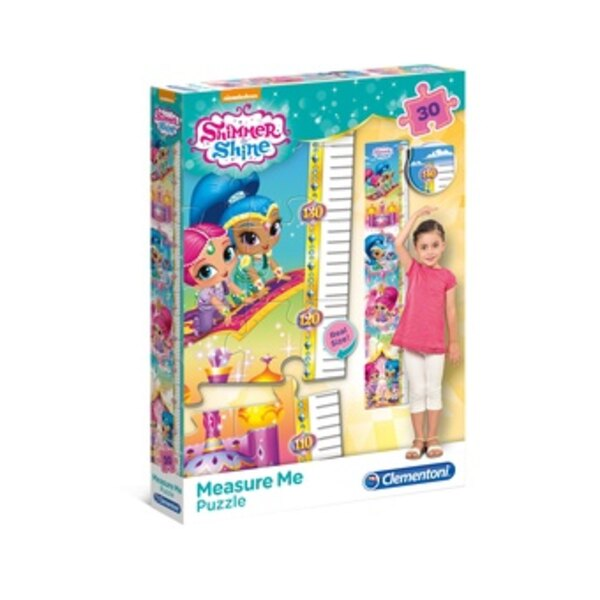 Shimmer And Shine Puzzle 30 pièces
