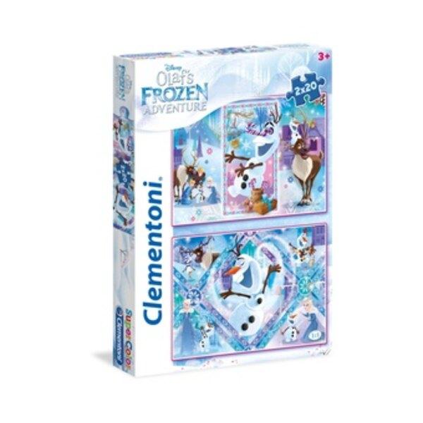 Olaf Puzzle 20 pièces