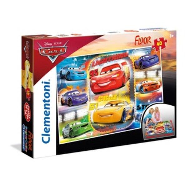 Cars 3 Puzzle 40 pièces