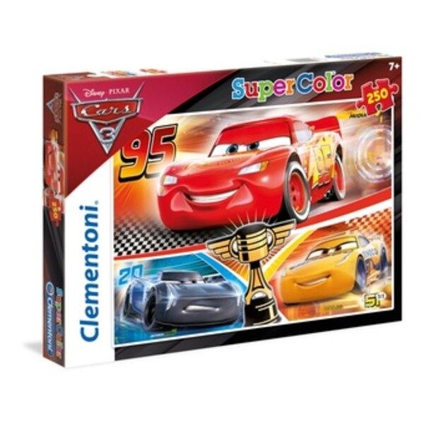 Cars 3 Puzzle 250 pièces