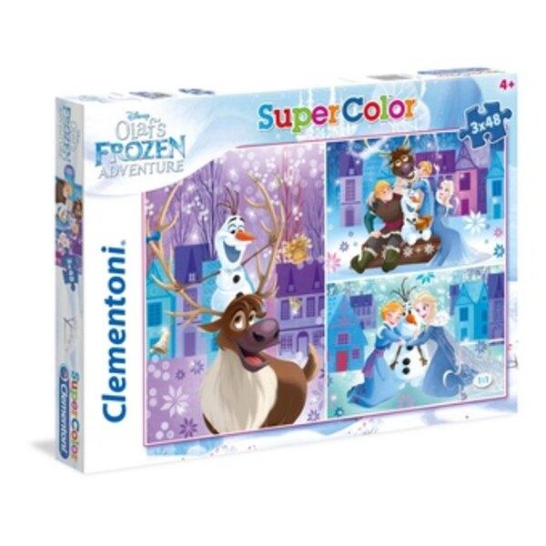 Olaf Puzzle 48 pièces