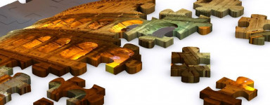 Puzzles monuments