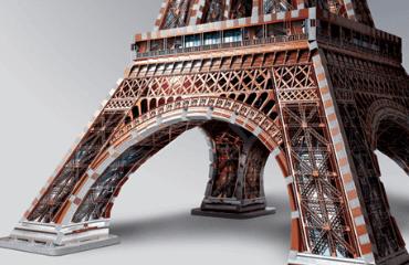 1001puzzles 3D