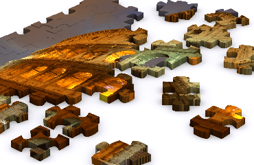 Puzzles Monumenten
